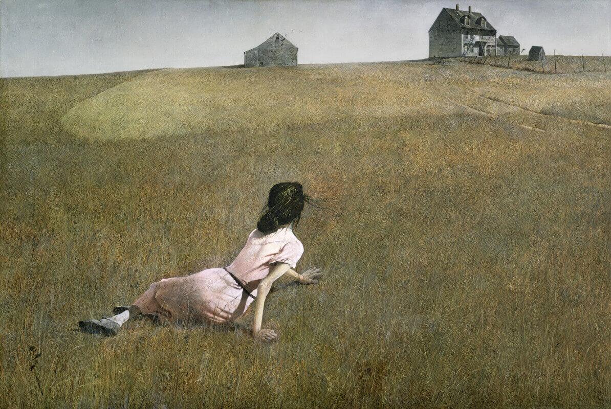 Эндрю Уайет. Мир Кристины. 1948