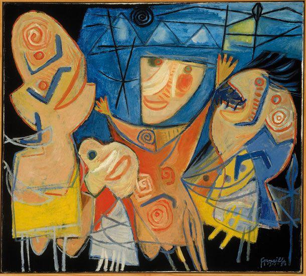 Праздник ночи (1950)