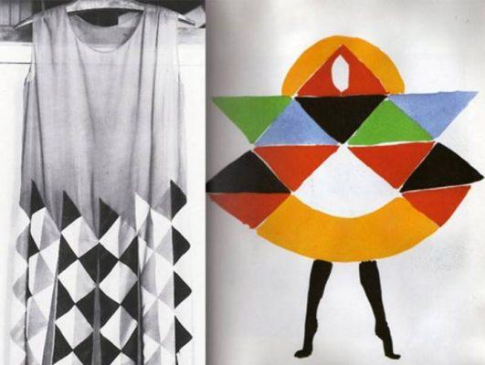 Соня Делоне. Искусство и мода