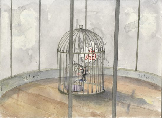 Проект Evolve, художник Жан-Пьер Вейль
