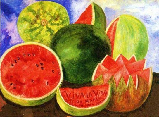Фрида Кало последнее произведение
