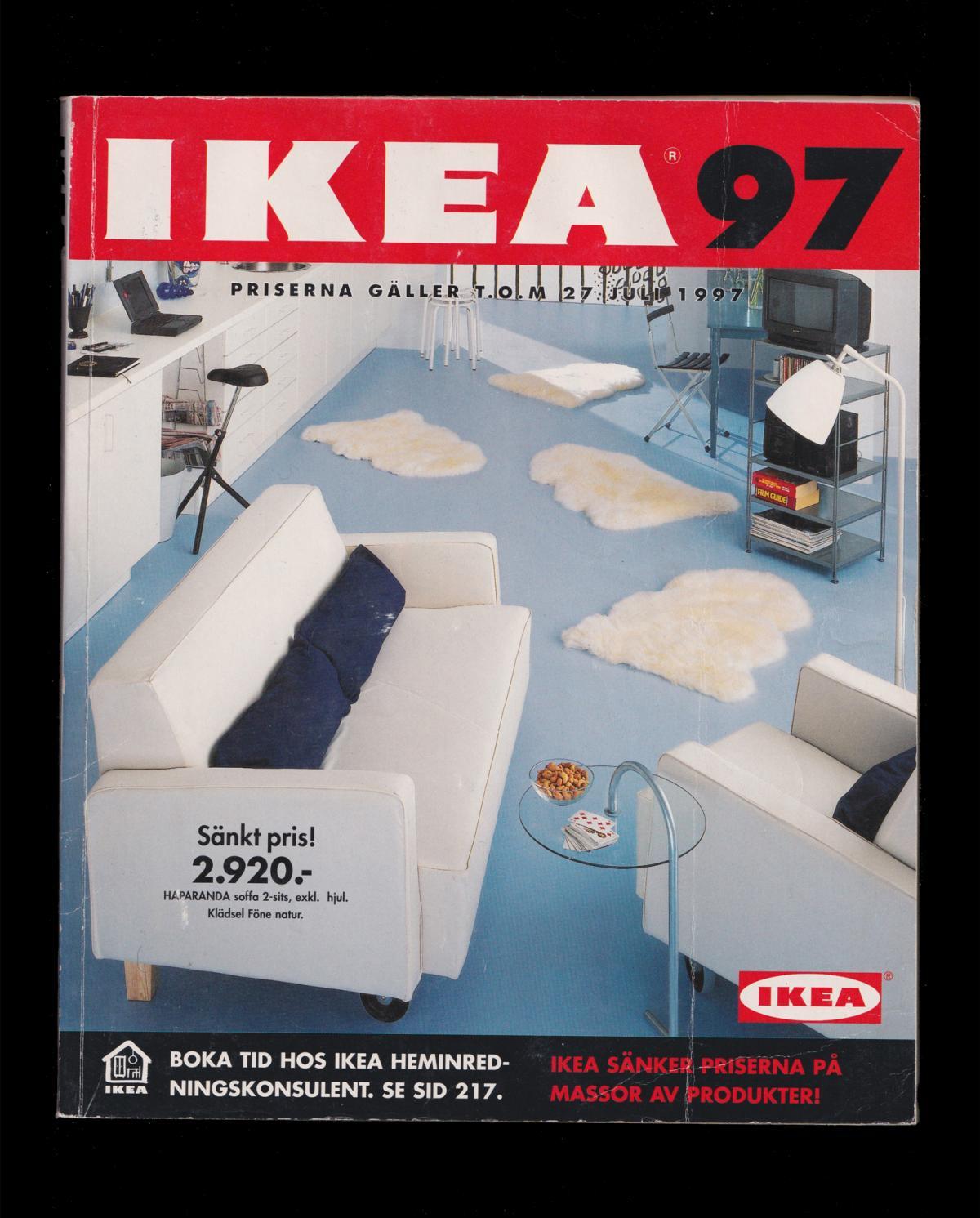 коллекционный дизайн   IKEA