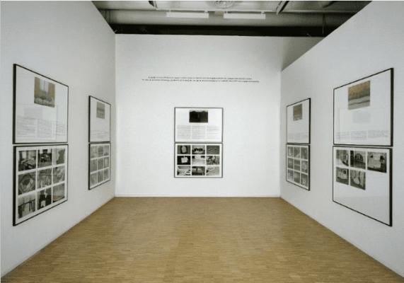 Софи Калле, Гостиница , 1981-1983 гг. Музей Помпиду