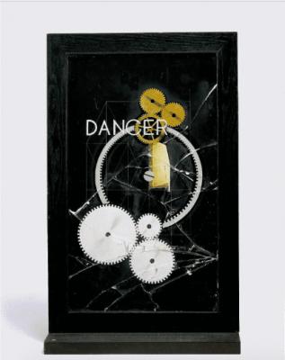 Ман Рэй, Danger / Dancer , 1917-1920 гг.