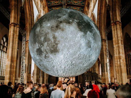 Музей Луны в Соборе Эли