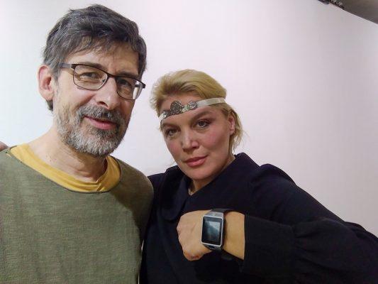 Елена Ковылина