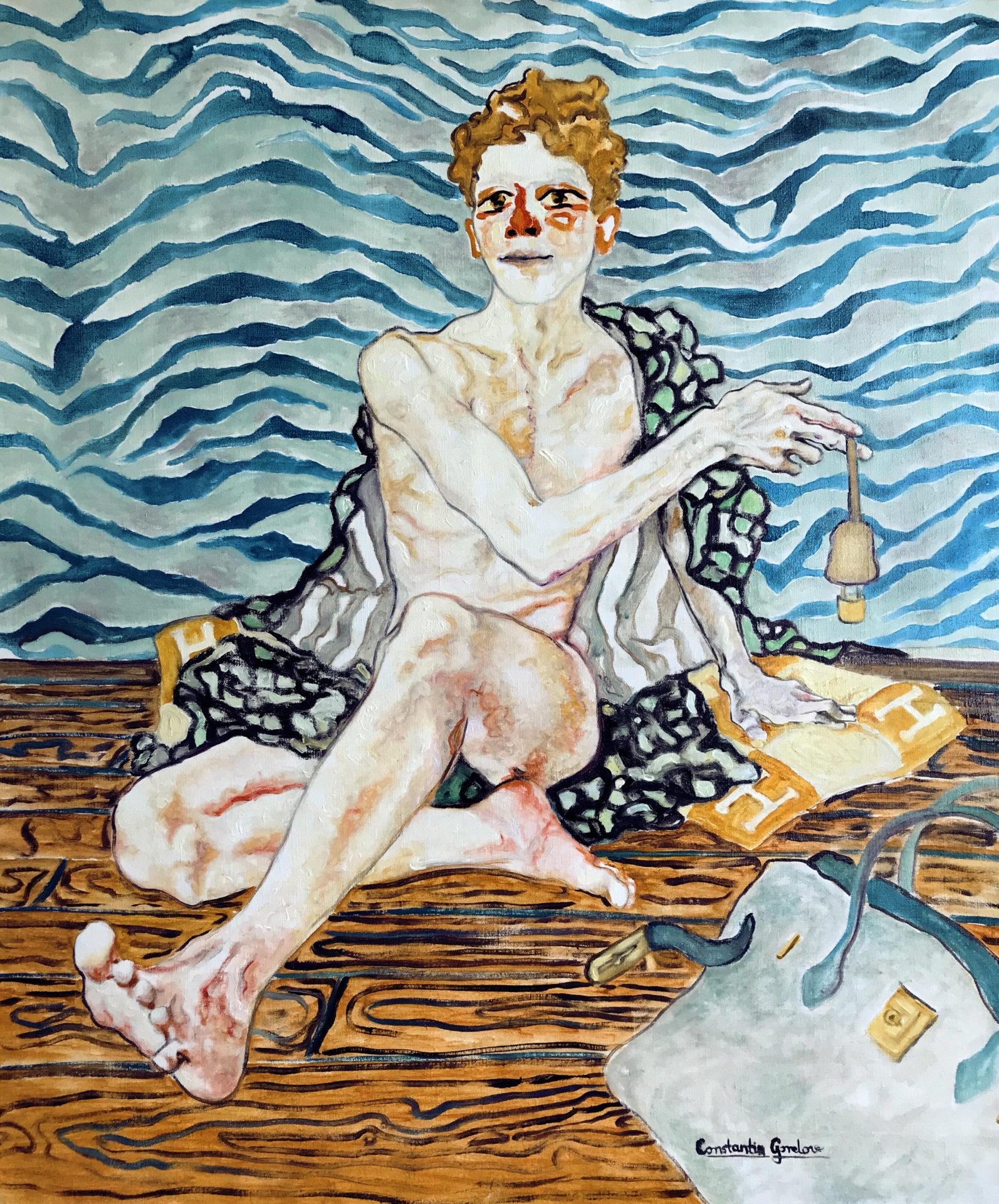 Константин Горелов художник